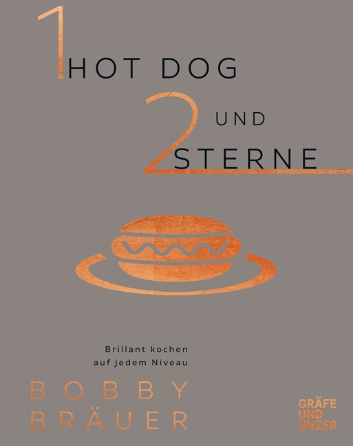 Cover 1 Hot Dog und 2 Sterne