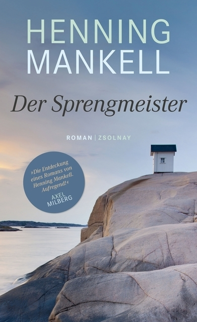 Cover Der Sprengmeister