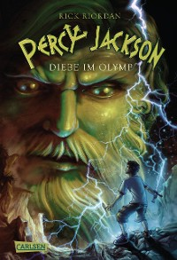 Cover Percy Jackson - Diebe im Olymp (Percy Jackson 1)