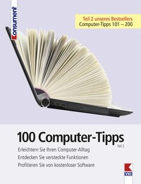 Cover 100 Computer-Tipps, Teil 2