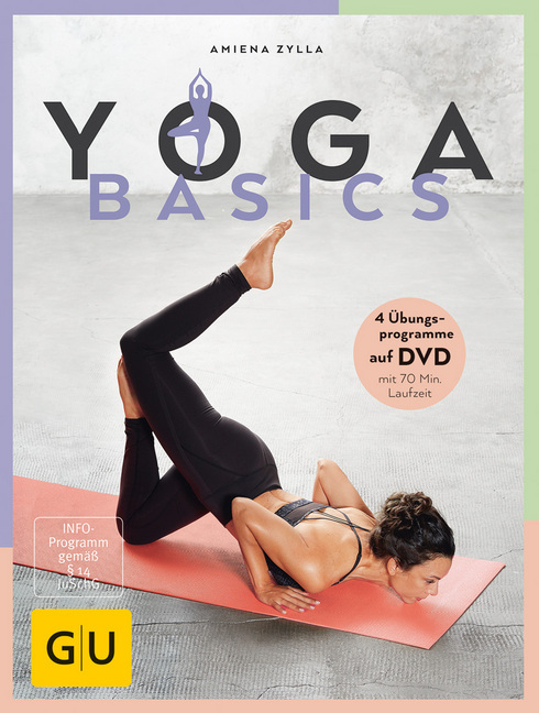 Cover Yoga Basics, m. DVD