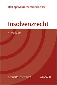 Cover Insolvenzrecht