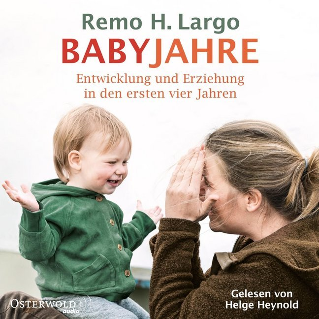 Cover Babyjahre, 2 Audio-CDs (MP3-Format)
