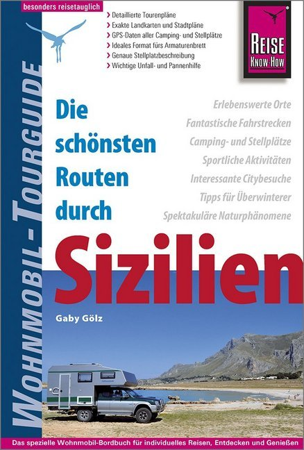 Cover Reise Know-How Wohnmobil-Tourguide Sizilien