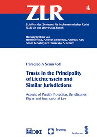 Cover Trusts in the Principality of Liechtenstein and Similar Jurisdictions