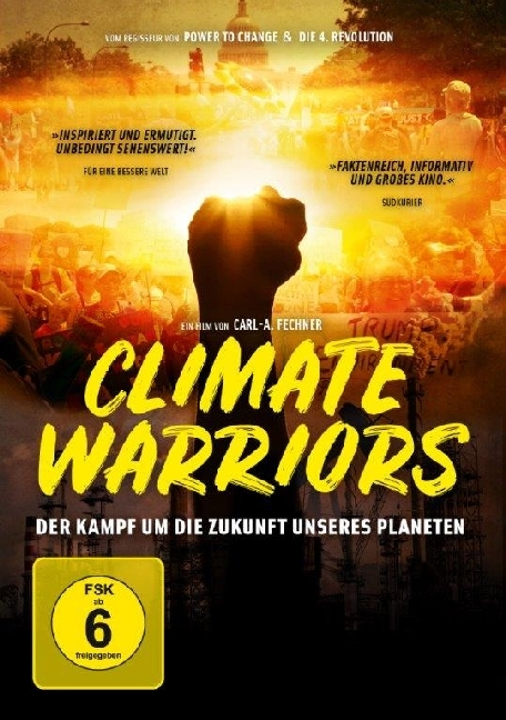 Climate Warriors, 1 DVD