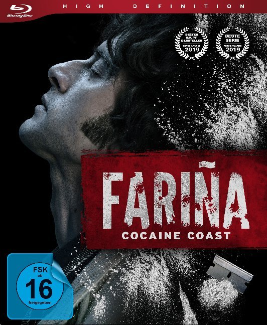 Fariña - Cocaine Coast Blu-ray (3 Blu-rays)