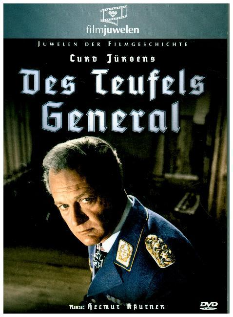 Cover Des Teufels General, 1 DVD