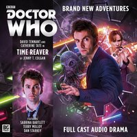 Cover Doctor Who: Time Reaver