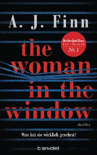 Cover The Woman in the Window - Was hat sie wirklich gesehen?