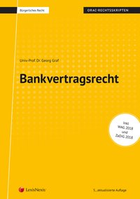 Cover Bankvertragsrecht (Skriptum)