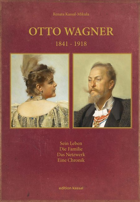 Cover Otto Wagner 1841-1918