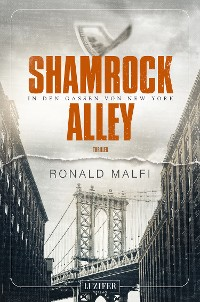 Cover SHAMROCK ALLEY - In den Gassen von New York
