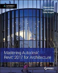 Cover Mastering Autodesk Revit 2017 for Architecture