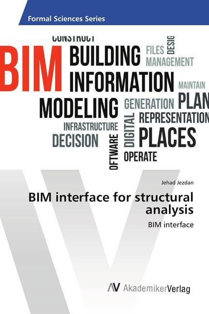 Cover BIM interface for structural analysis