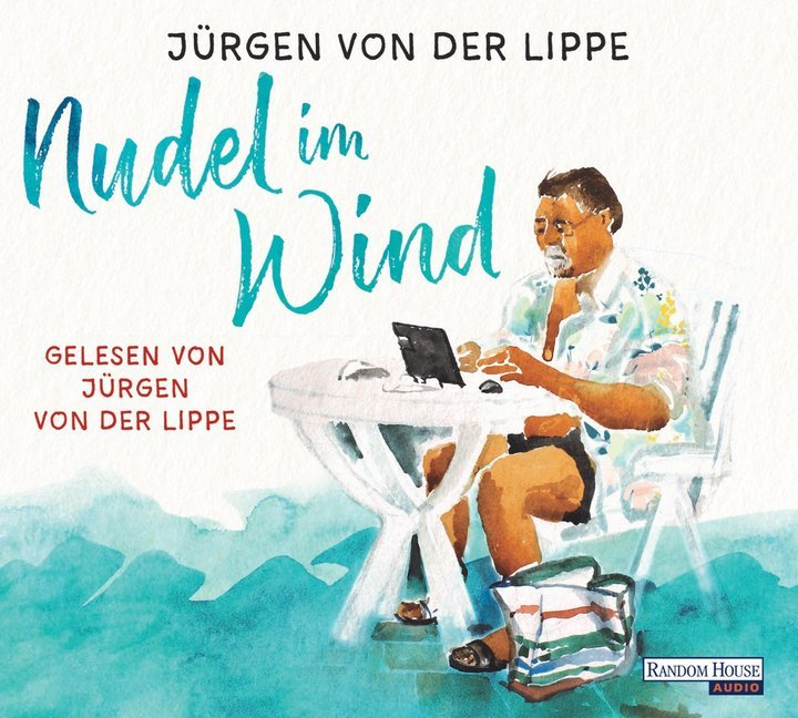 Cover Nudel im Wind, 5 Audio-CDs