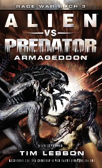 Cover ALIEN VS PREDATOR: ARMAGEDDON