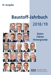 Cover Baustoff-Jahrbuch 2018/19
