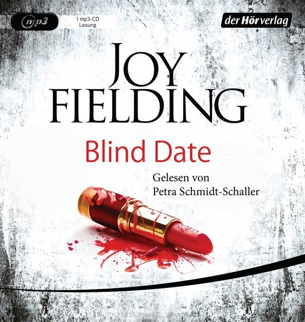 Cover Blind Date, 1 MP3-CD
