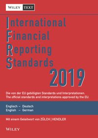 Cover International Financial Reporting Standards (IFRS) 2019