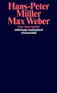 Cover Max Weber