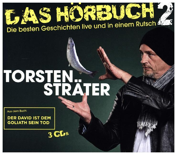 Cover Das Hörbuch - Live. Tl.2, 3 Audio-CDs