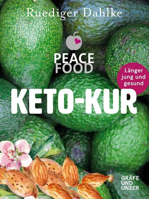 Cover Die Peace Food Keto-Kur