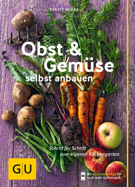 Cover Obst & Gemüse selbst anbauen