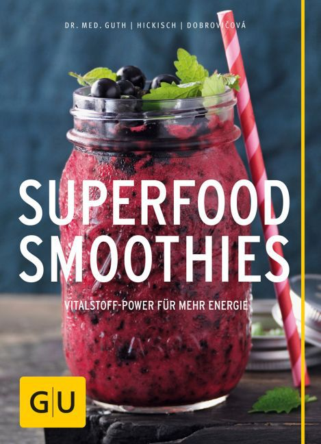 Cover Superfood-Smoothies