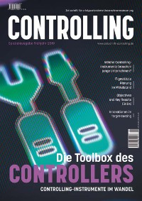 Cover Die Toolbox des Controllers: Controllinginstrumente im Wandel