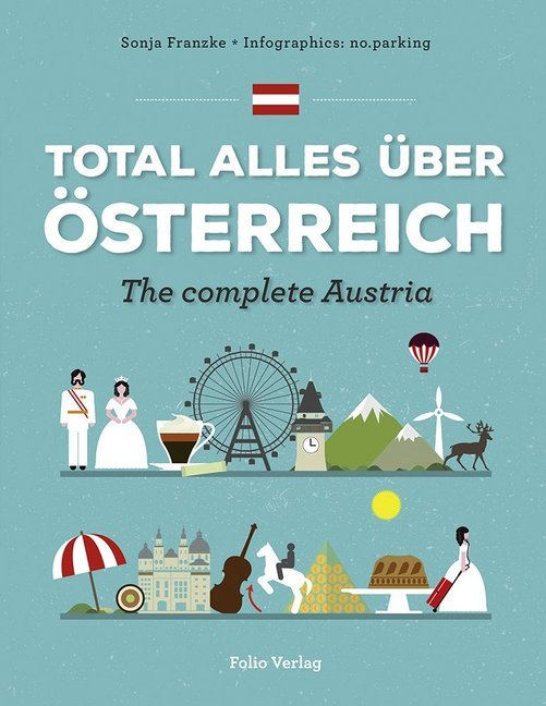 Cover Total alles über Österreich / The Complete Austria