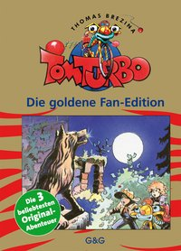 Cover Tom Turbo - Die goldene Fan-Edition