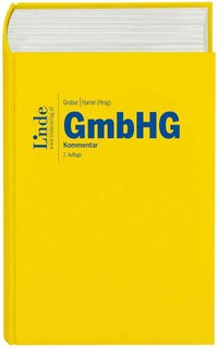 Cover GmbHG