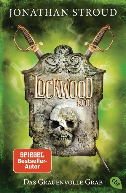 Cover Lockwood & Co. - Das Grauenvolle Grab
