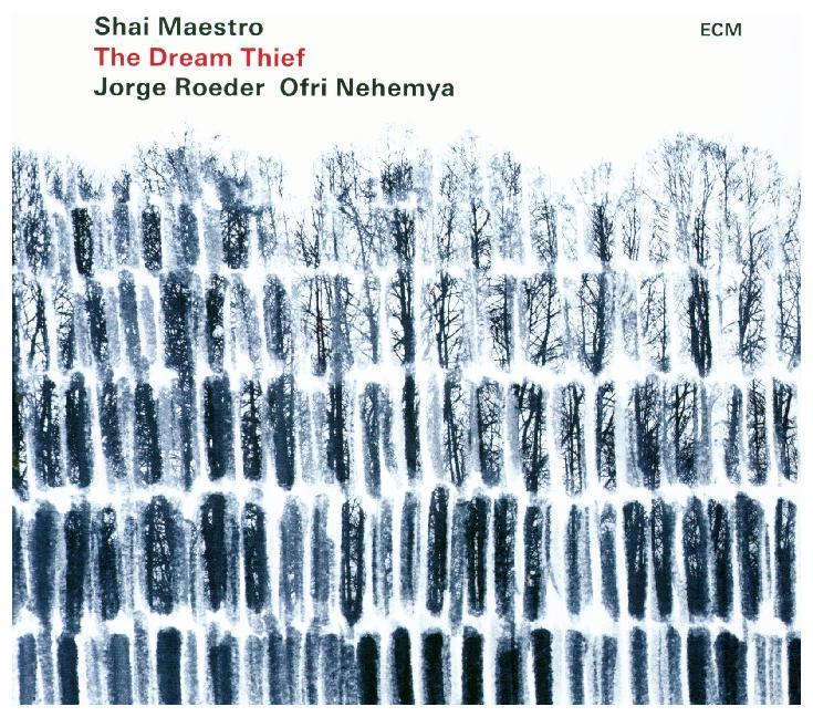 Shai Maestro Trio - The Dream Thief, 1 Audio-CD