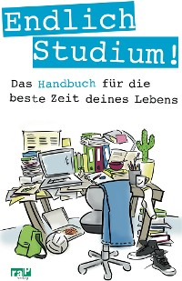 Cover Endlich Studium!