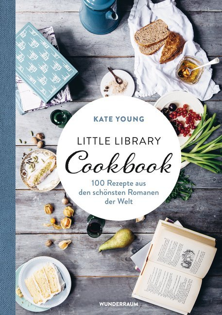 Cover Little Library Cookbook