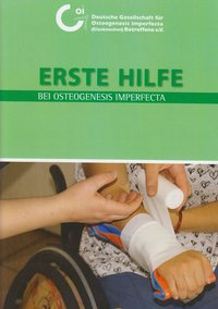 Cover Erste Hilfe bei Osteogenesis imperfecta