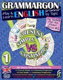 GRAMMARGON® Play & Learn English Grammar by Topic