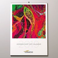GERMENS SHIRT ART CALENDAR 2019