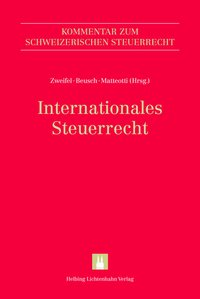 Cover Internationales Steuerrecht