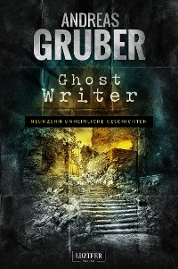 Cover Ghost Writer