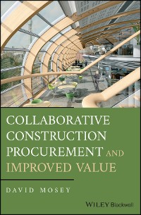 Cover Collaborative Construction Procurement and Improved Value