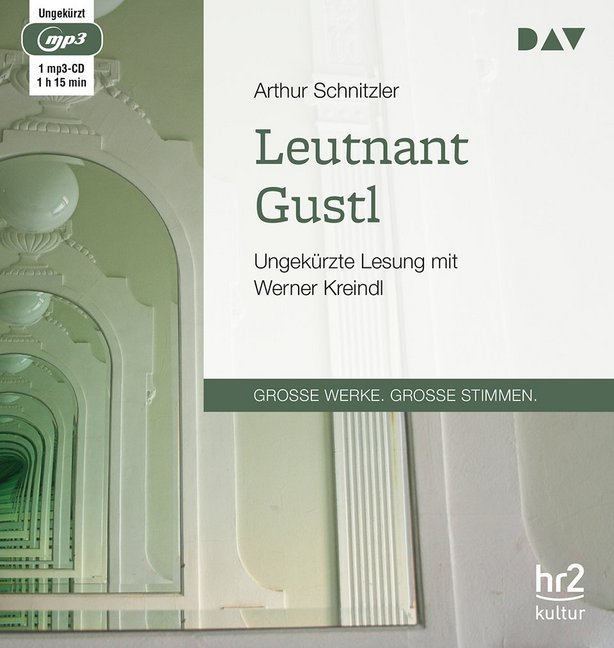 Leutnant Gustl, 1 MP3-CD
