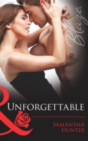 Cover Unforgettable (Mills & Boon Blaze) (Forbidden: A Shade Darker, Book 1)