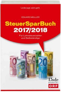 Cover SteuerSparBuch 2017/2018
