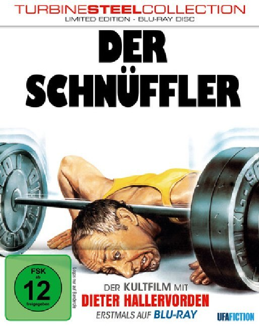 Didi - Der Schnüffler (Limited Edition - Turbine Steel Collection) (Blu-ray)