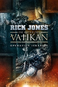 Cover OPERATION ISKARIOT (Die Ritter des Vatikan 3)