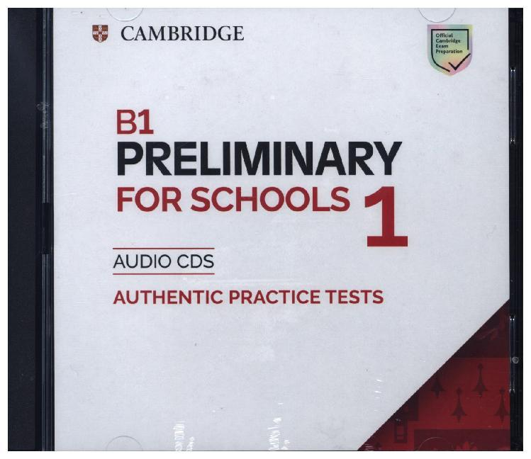 Cambridge English Preliminary for Schools 1 for revised exam from 2020