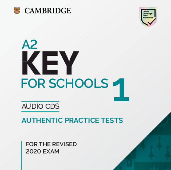 Cambridge Key for Schools 1 for revised exam from 2020
